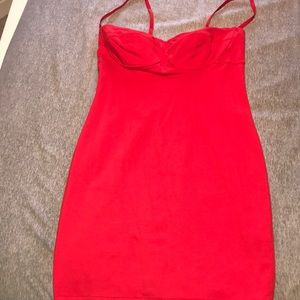 Sexy red cocktail dress **Never Worn***